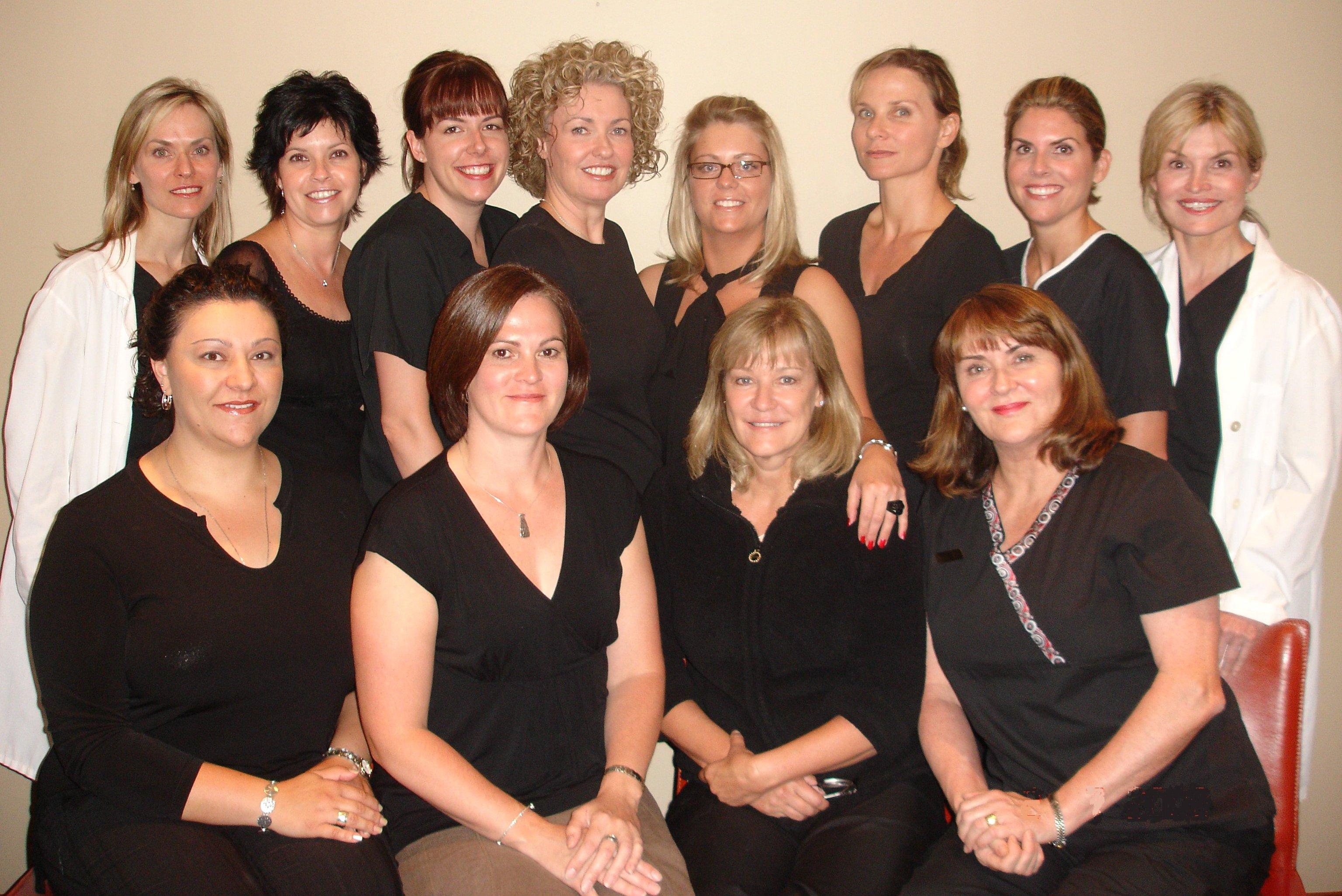 Cumberland Laser Clinic Staff