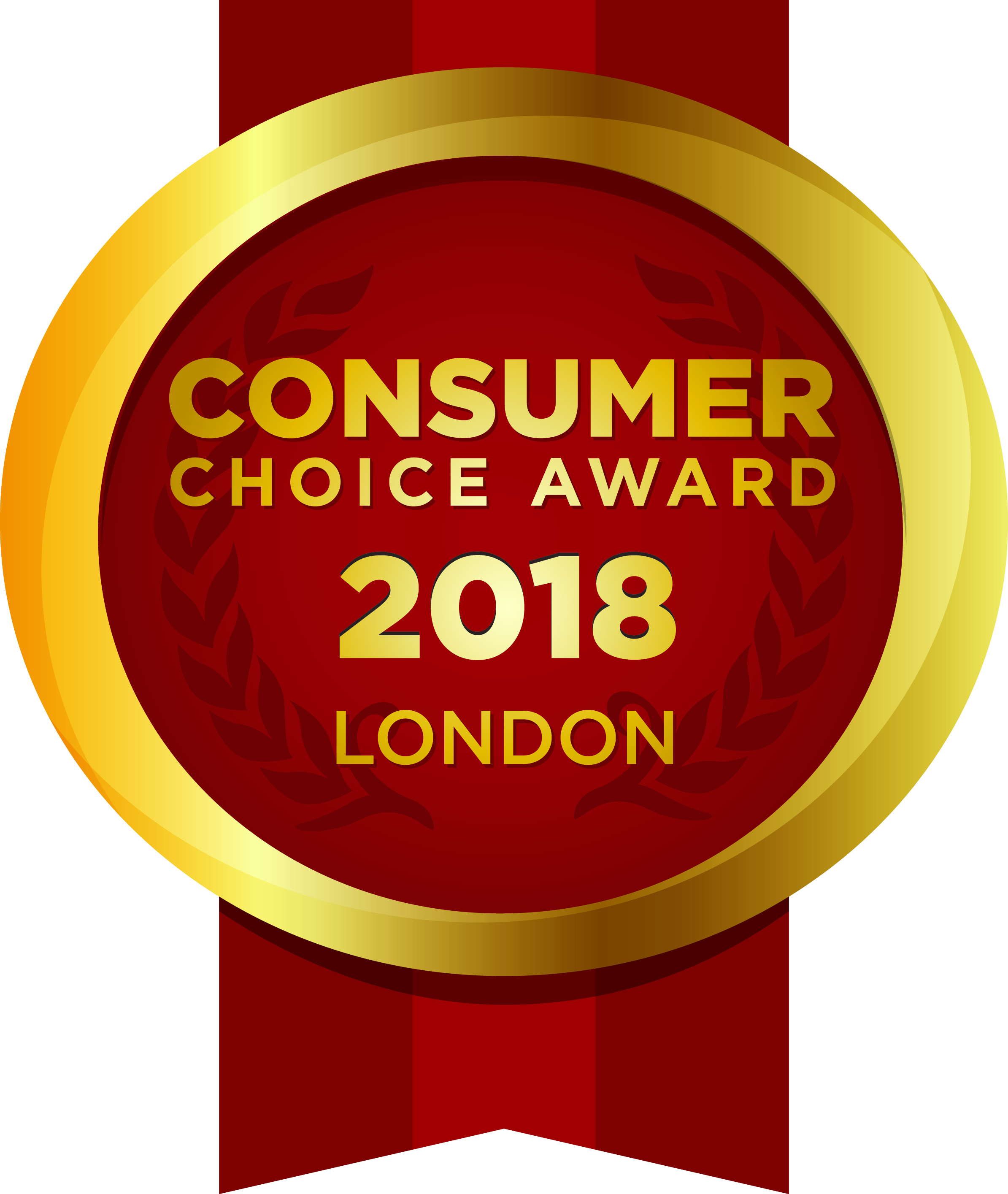 Consumer's Choice Winner 2018 - Cumberland Laser Clinic